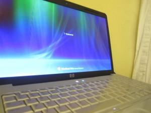 hp-g60 screen