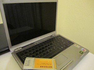 Sony VAIO VGN-S460 wg511t