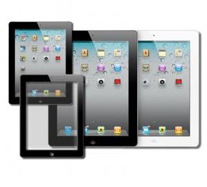 Ipad2 Glass digitizer lcd screen
