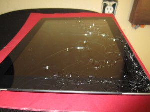 ipad 2 glass repair