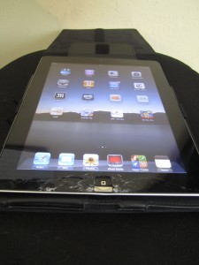 ipad 2 cracked glass