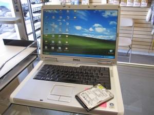 Dell e1505 hard drive failure