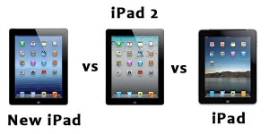 iPad-1-vs-iPad-2-vs-iPad-3- repair Compared