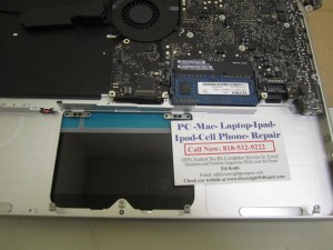 a1278 macbook pro water damage repair