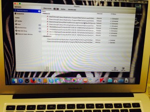 macbook air adware cleaning